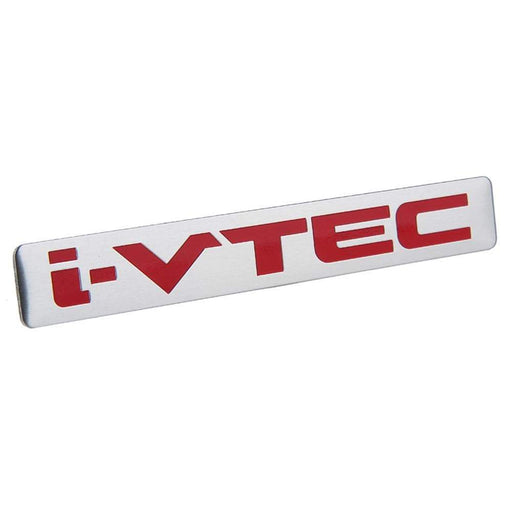 Honda i-VTEC Nameplate Trunk Emblem Sticker