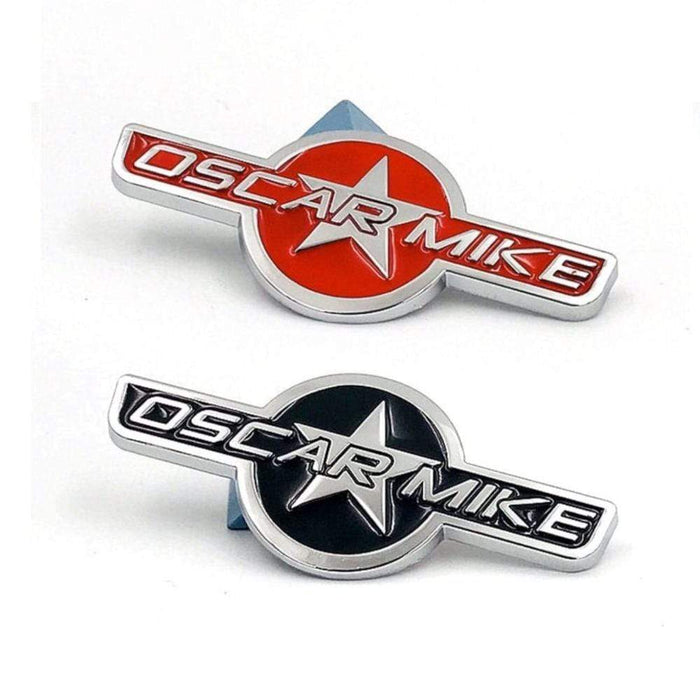 JEEP Jeep OSC Call of Duty Emblem Sticker Emblem Stickers