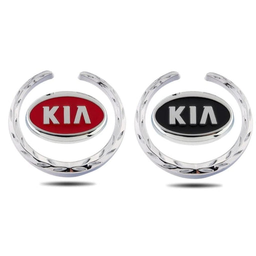KIA Logo Window Side Emblem Sticker