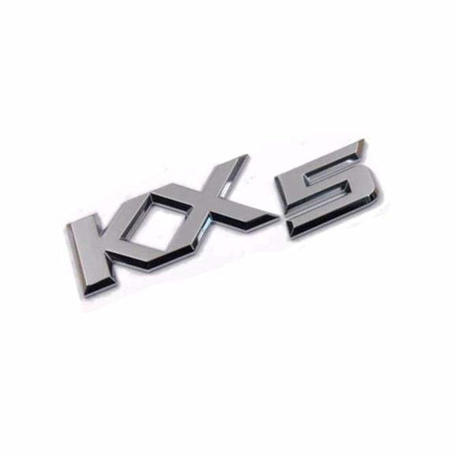 KX5 KIA Emblem Sticker