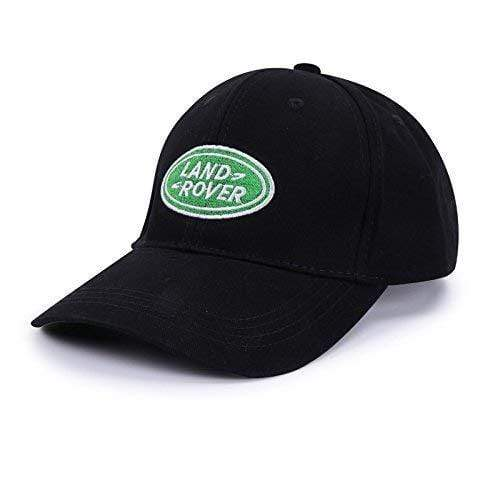 Land Rover Logo Adjustable Baseball Cap