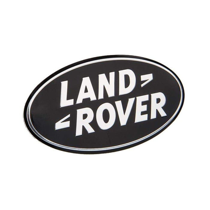 LAND ROVER Land Rover Logo Trunk Black Emblem Sticker Trunk Emblem