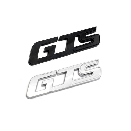 GTS Emblem Sticker for Maserati