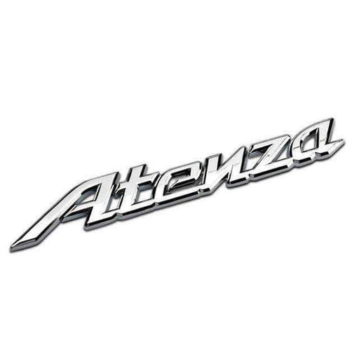 MAZDA Atenza Letters Emblem Sticker for Mazda Emblems Stickers