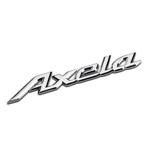 MAZDA Axela Letters Emblem Sticker for Mazda Emblems Stickers