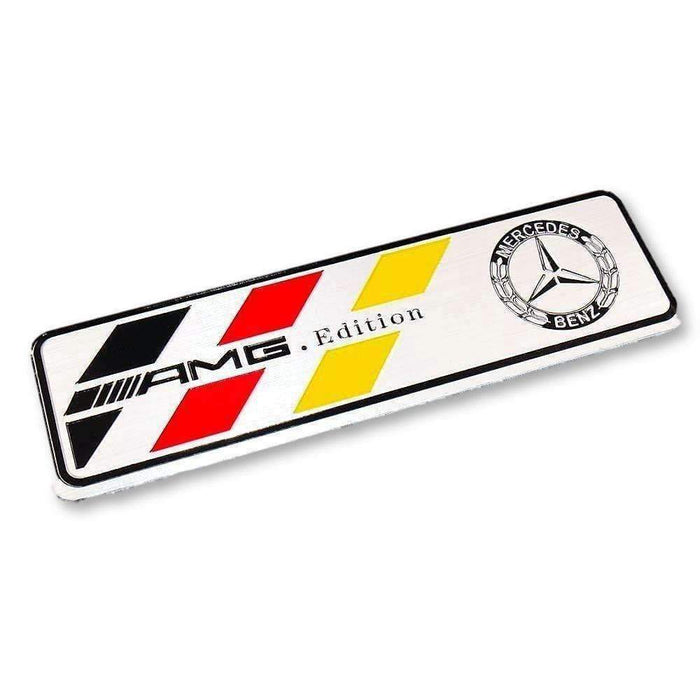 MERCEDES-BENZ Germany AMG Edition Emblem for Mercedes-Benz Emblems Stickers