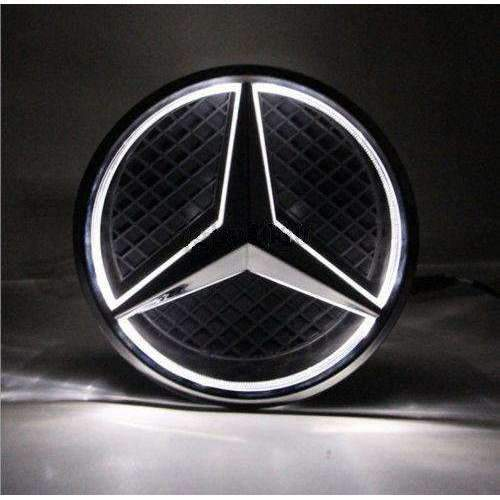 Mercedes Benz Logo LED Grille Emblem Front Badge W204 W245