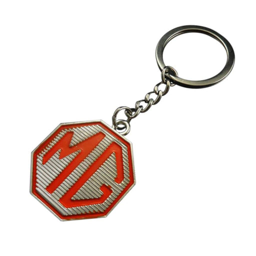 MG Metal Keychain for Morris Garage