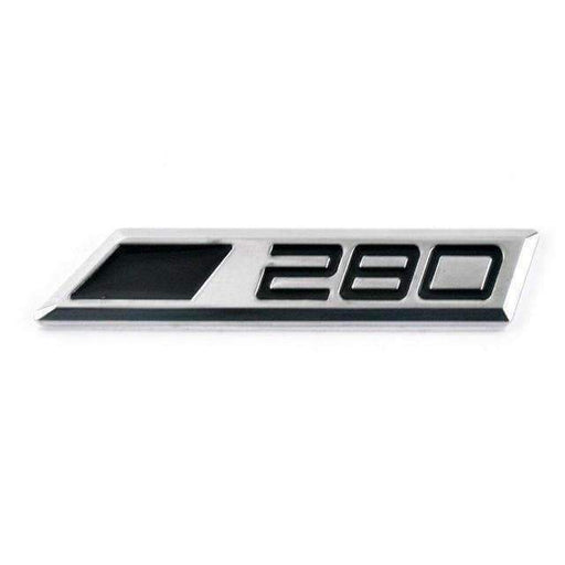Natalex Auto 280 Logo Emblem Sticker Emblems Stickers
