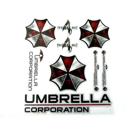 UMBRELLA CORPORATION Window Sticker