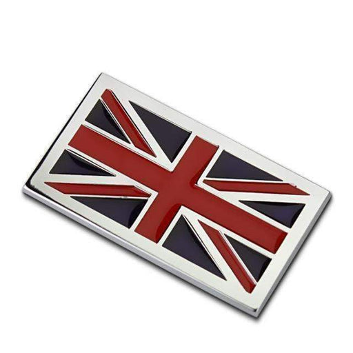 Natalex Auto United Kingdom Flag Emblem Sticker Emblems Stickers