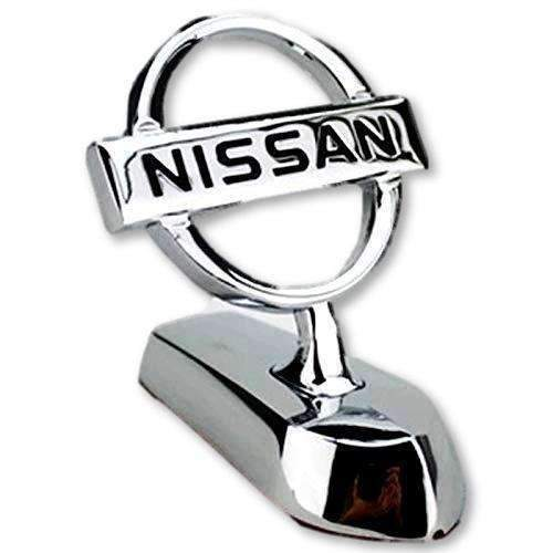 Badge Nissan Ornament Hood Emblem