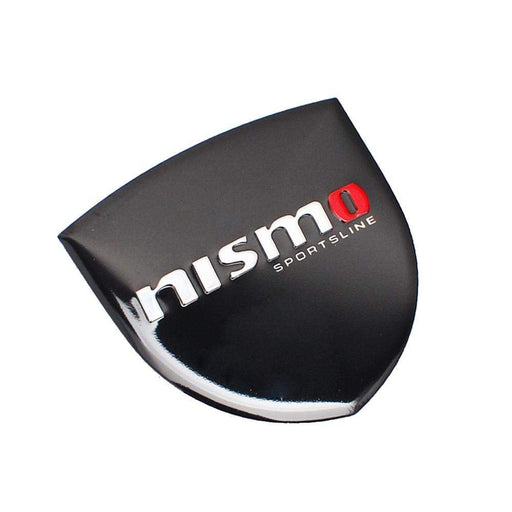 NISSAN Nissan Nismo Shield Logo Trunk Emblem Sticker Trunk Emblem