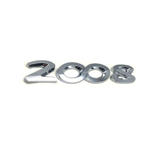 PEUGEOT Car 2008 Emblem Sticker for Peugeot Emblem Stickers