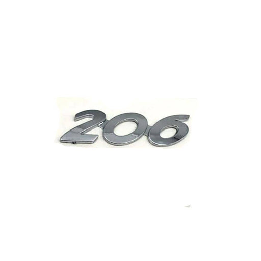 PEUGEOT Car 206 Emblem Sticker for Peugeot Emblem Stickers