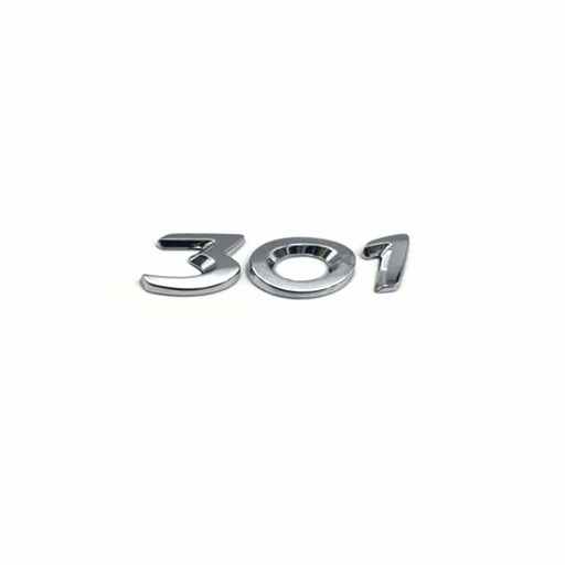PEUGEOT Car 301 Emblem Sticker for Peugeot Emblem Stickers