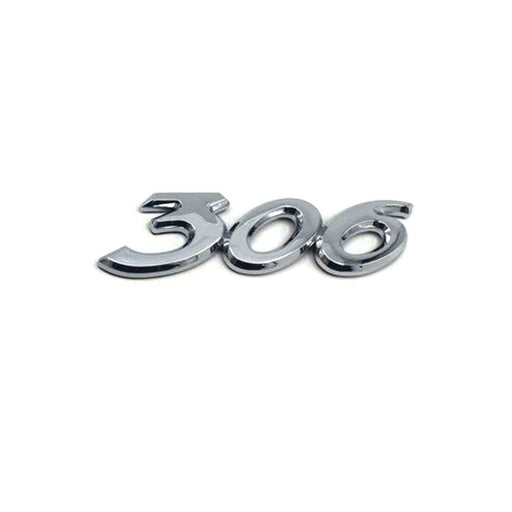 PEUGEOT Car 306 Emblem Sticker for Peugeot Emblem Stickers