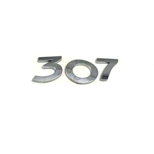 PEUGEOT Car 307 Emblem Sticker for Peugeot Emblem Stickers