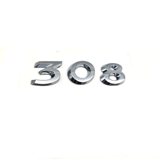 PEUGEOT Car 308 Emblem Sticker for Peugeot Emblem Stickers