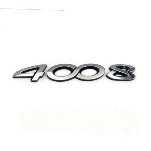 PEUGEOT Car 4008 Emblem Sticker for Peugeot Emblem Stickers