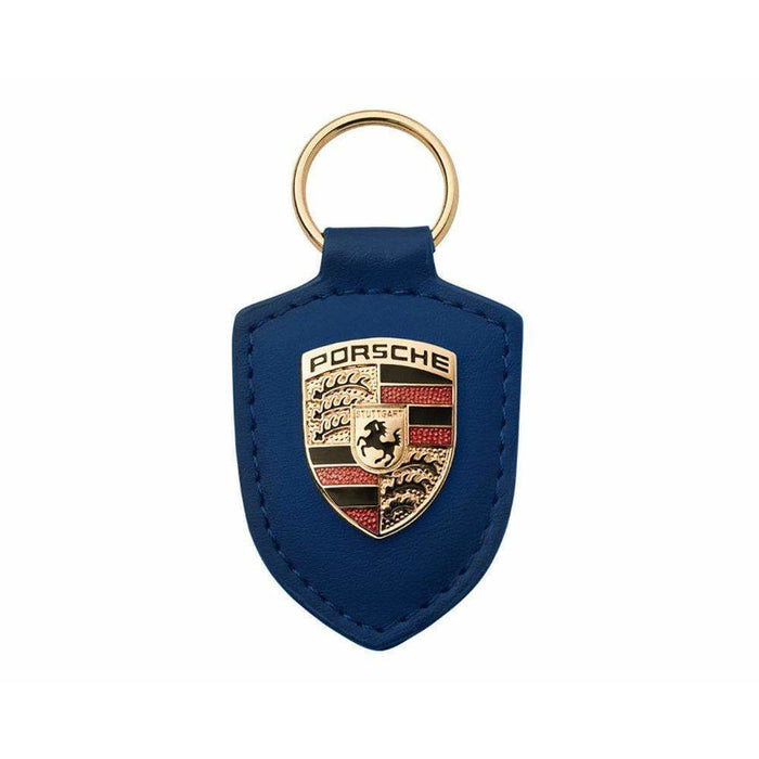 Porsche Car Keychain - Blue