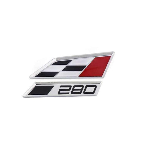 SEAT Leon III Cupra 280 Emblem for Seat Emblems Stickers