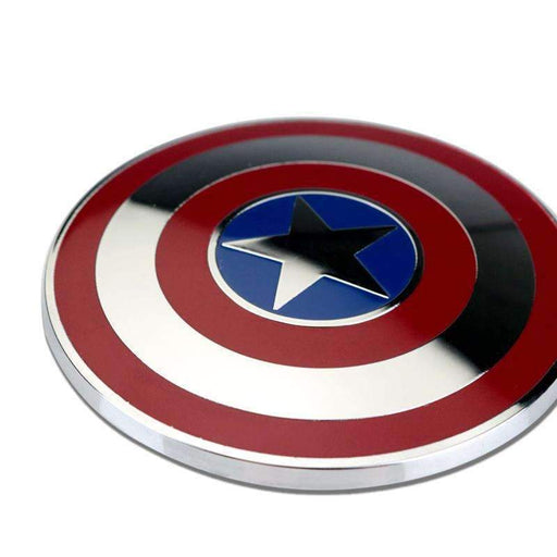 Captain America Shield Avenger Marvel Emblem Sticker