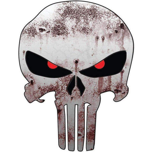 PUNISHER SKULL Army Sniper Emblem Sticker