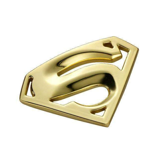 Superman Gold Emblem Sticker