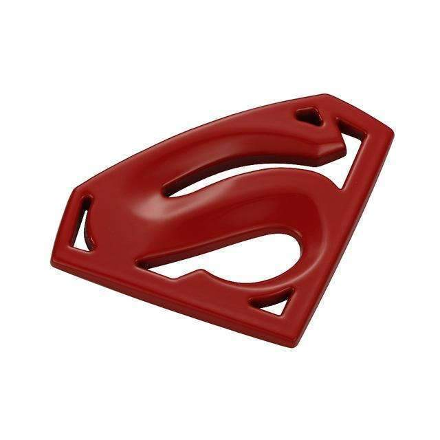 Superman Red Emblem Sticker
