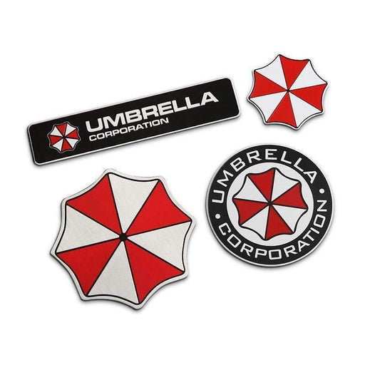Umbrella Corporation COLLECTION Sticker Emblem