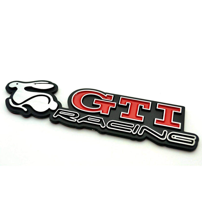 VOLKSWAGEN GTI Racing Rabbit Emblem for Volkswagen Emblems Stickers