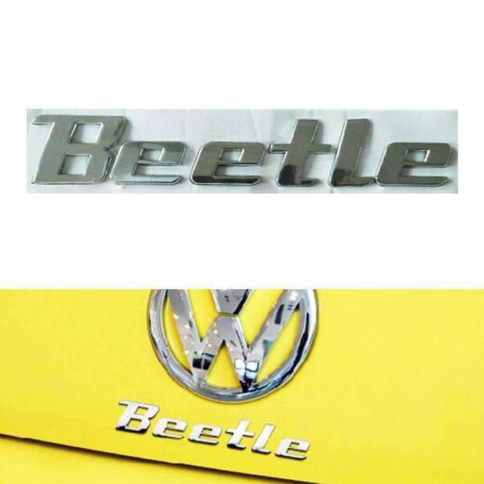 VOLKSWAGEN Metal Beetle Emblem for Volkswagen Emblems Stickers