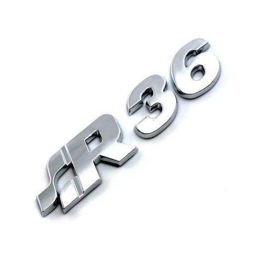 VW R36 Emblem for Volkswagen