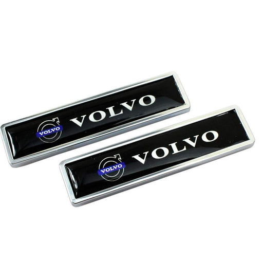VOLVO 2pcs Volvo Logo Emblem Stickers Emblems Stickers