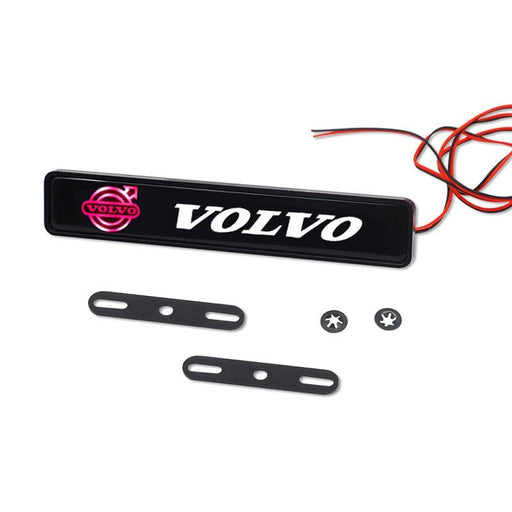 Volvo LED Light Grille Emblem