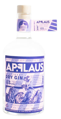 Applaus Dry Gin 43% vol 0.5l