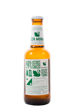 Aqua Monaco Green Organic Herbal Tonic (4 Flaschen à 0,23l) - GinFriends