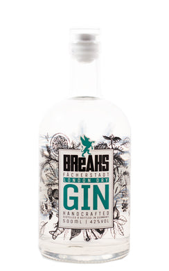 Breaks London Dry Gin 42% vol 0.5l - GinFriends