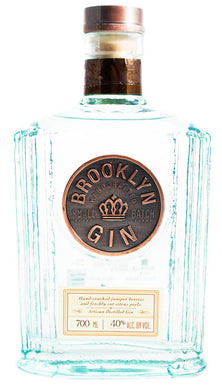 Brooklyn Gin 40% vol 0.75l - GinFriends