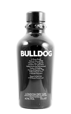Bulldog London Dry Gin 40% vol 0.7l - GinFriends