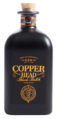 Copperhead Black Batch Gin 42% vol 0.5l - GinFriends