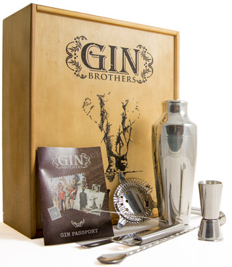 Gin Brothers Gin Kit - GinFriends