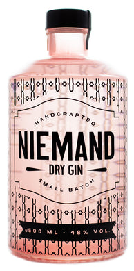 Niemand Dry Gin 46% vol 0.5l - GinFriends