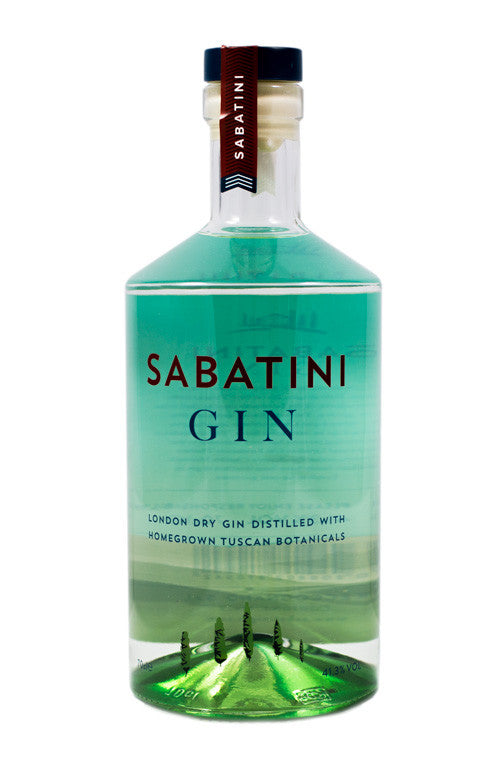 Sabatini London Dry Gin 41.3% vol 0.7l - GinFriends