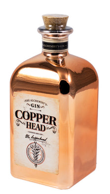Copperhead The Alchemists London Dry Gin 40% vol 0.5l - GinFriends