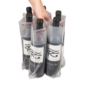 Multi Bottle Bag für 6 Flaschen
