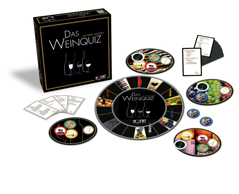 Das Weinquiz, made in Germany