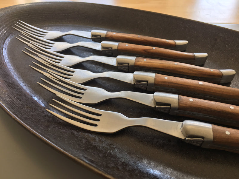 Art de Laguiole Steakgabel 6er Set