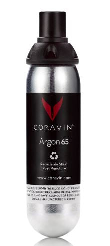 CORAVIN PATRONEN 2er Set Argon Gas